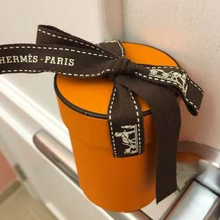 Hermes 愛馬仕 Twilly box 絲巾盒