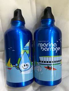Marina Barrage water bottles [by mail only]