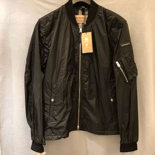 SALE‼️Burberry slim fit nylon bomber
