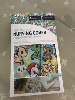 Tokidoki Nursing Cover