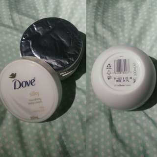 Dove body cream 300ml