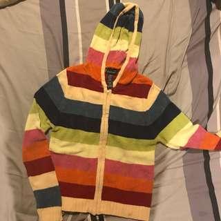 Coolwear Multicolored Sweater Hoodie