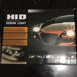 Xenon light (Full set)