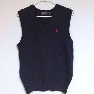🚚 古著 polo正品針織厚毛衣 日本購入