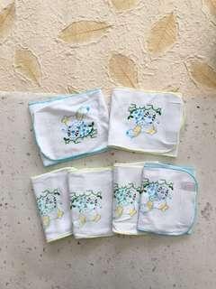 Gurita Bayi Velcro isi 6 pcs