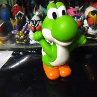 Yoshi and Mario Figure  McDonald's Toy