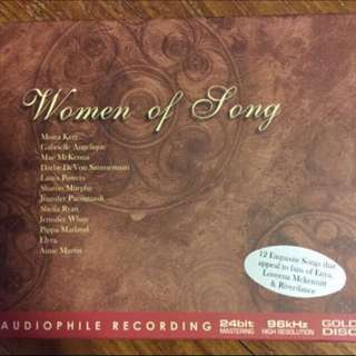Women Of Song ( CD )