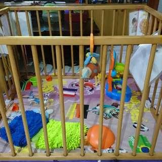 Playpen (pagar bayi)