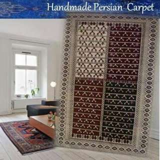 *IMPOR* Karpet Persia Handmade