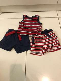 Mothercare set for boy