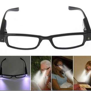 LED Presbyopic/Reading Glasses (mail only)