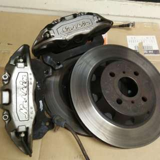 Nashin Big Brake Kit