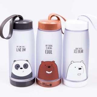 Bare Bear Water Bottle