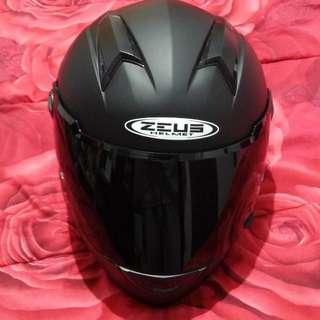 Zeus 811 black Matt pinlock ready