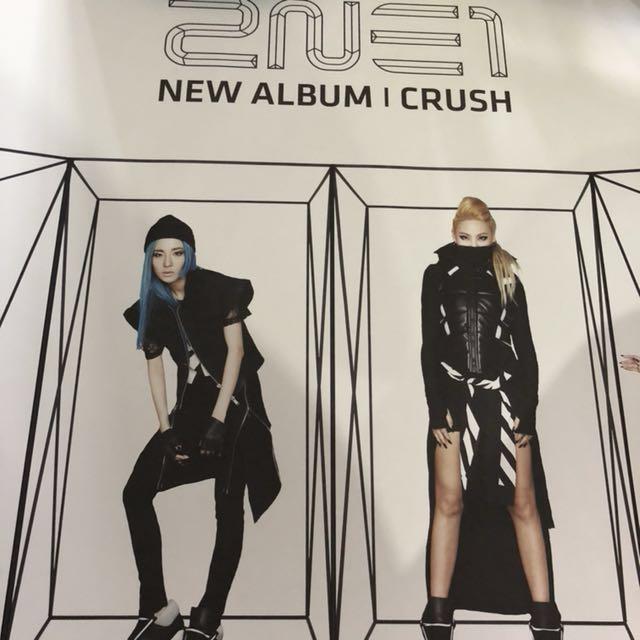2NE1 Official Poster