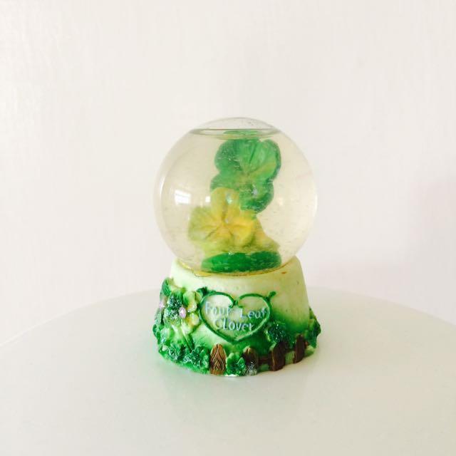 🍀幸運草小水晶球