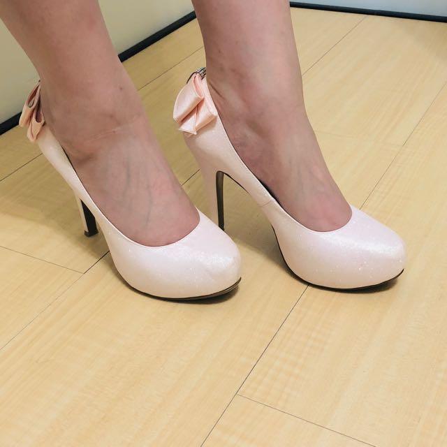 婚鞋/高跟鞋/百貨款