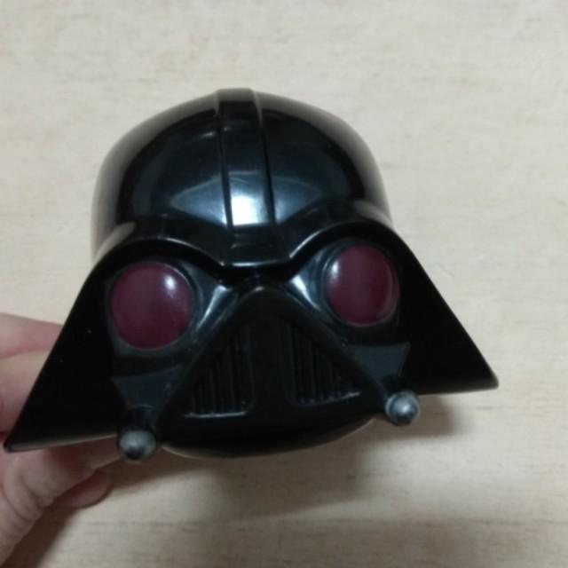 星際大戰 黑武士 迴力車 公仔 玩具