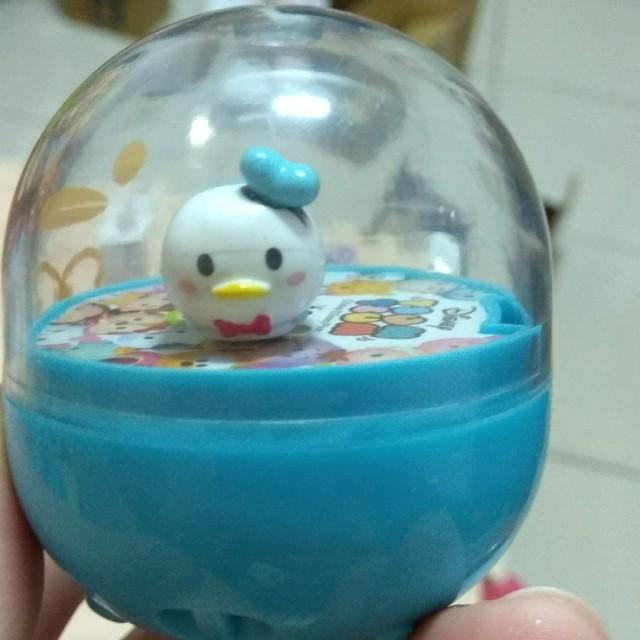 迪士尼 tsum tsum 唐老鴨 扭蛋 公仔 玩具