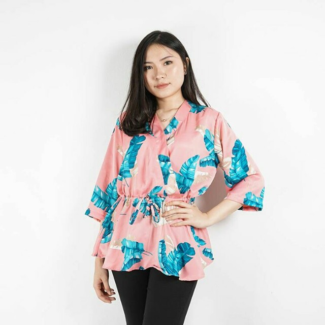 Abel Feather Blouse