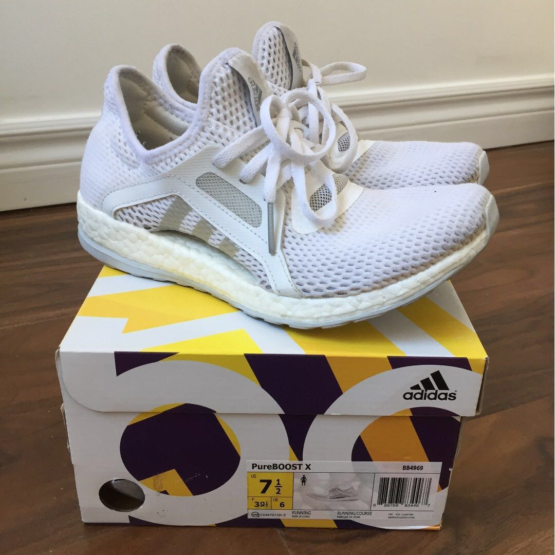 Adidas Pure Boost X
