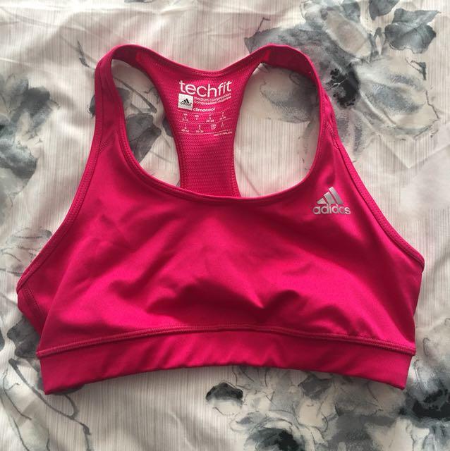 Adidas sports bra (S)
