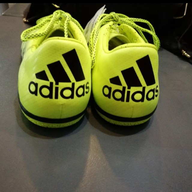 adidas x15. 3 shoes