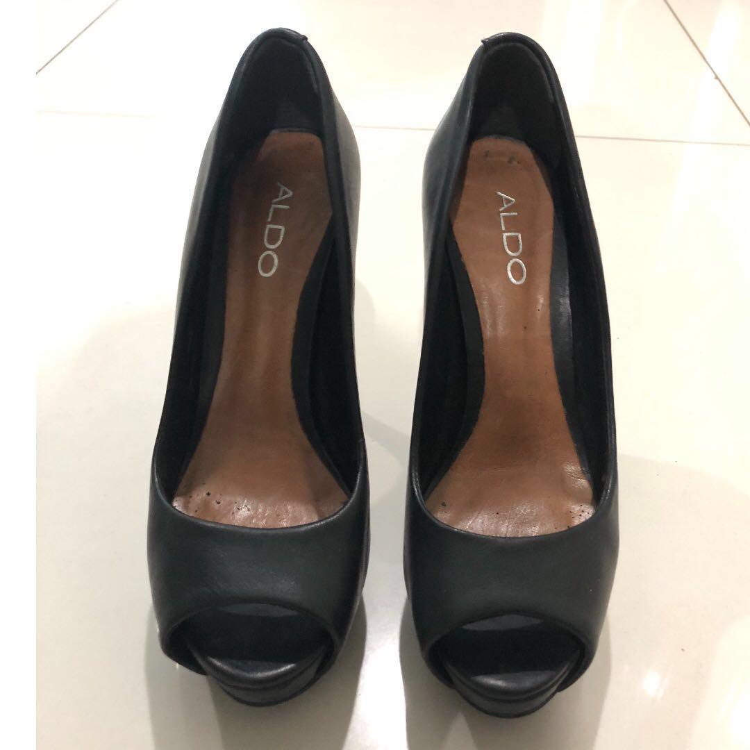 Aldo Peep Toe High Heels, Women's