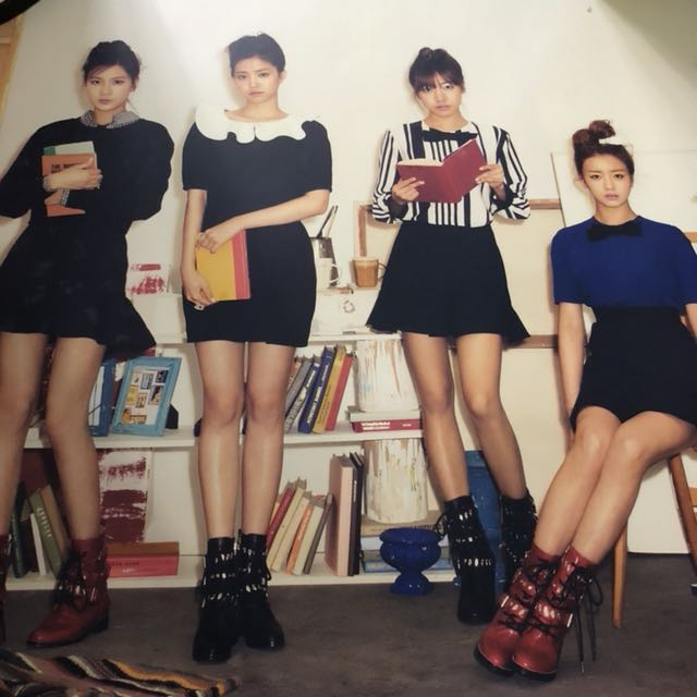 APink Official Poster