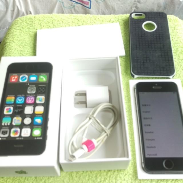 APPLE iphone 5s 32g