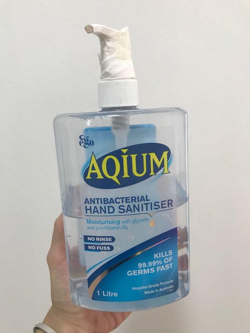 Aqium hand sanitizer 500ml