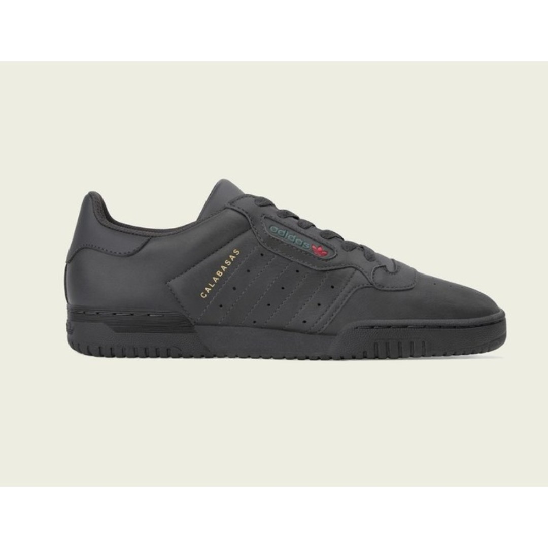 6d6fc79188434 Authentic Adidas Yeezy Powerphase Calabasas Black   Gold   Red ...