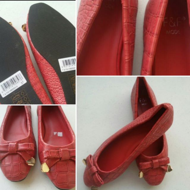 Authentic F&F Size 7