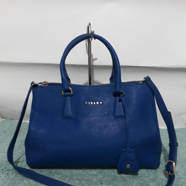 Authentic Sisley 2way bag
