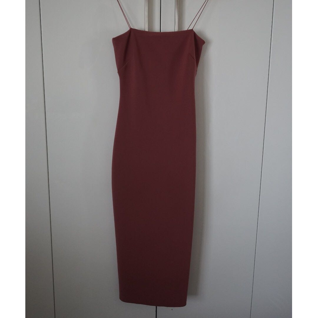 Bec & Bridge Midi Dress - XS