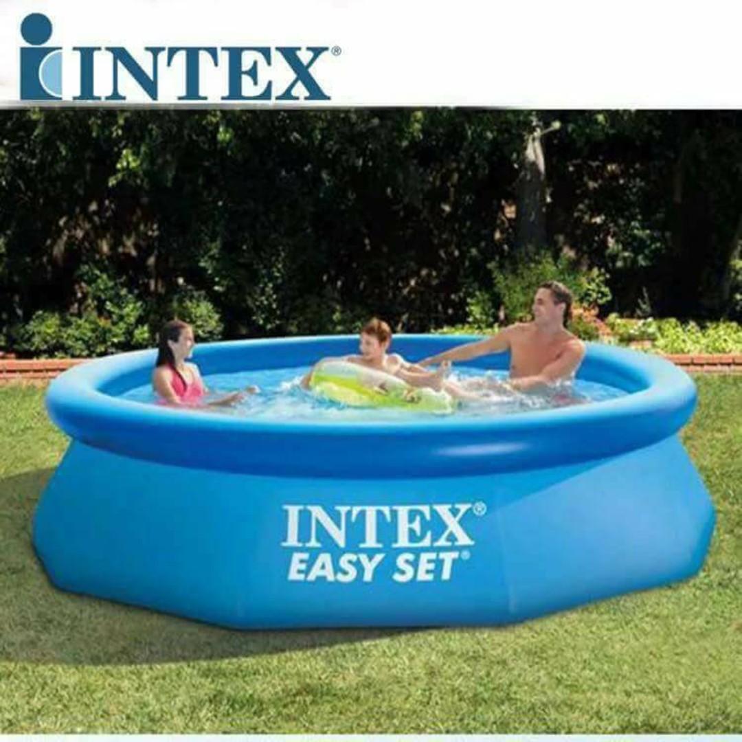 Bestway Easy Set Round Inflatable Pool