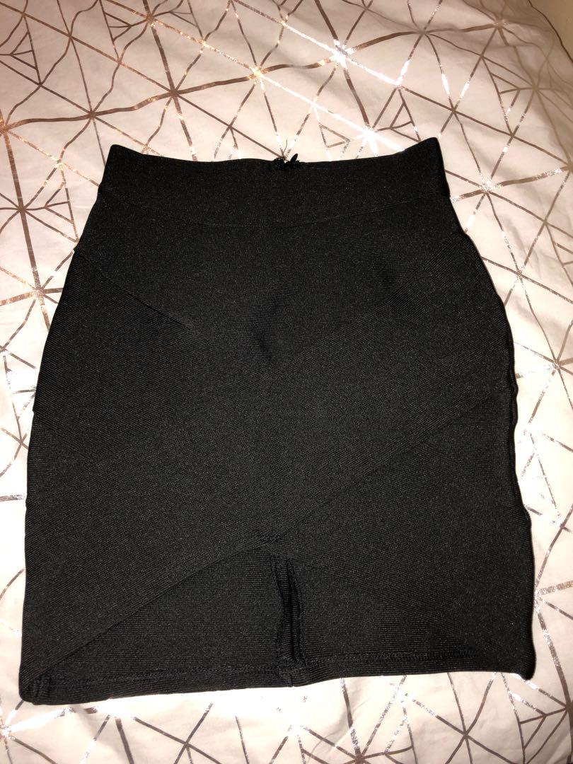 Black skirt 6