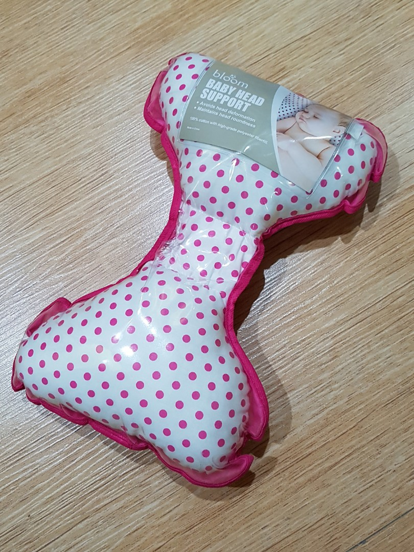 Bloom baby head support pillow