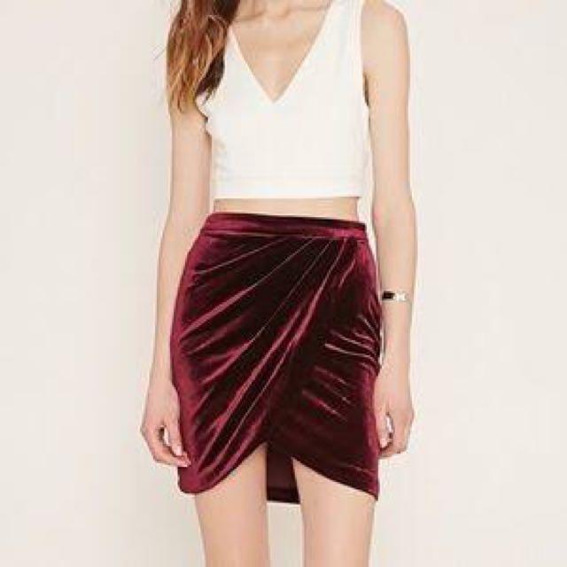 BNEW F21 skirt