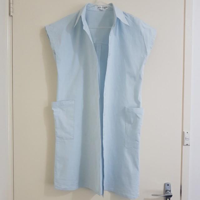 BNWOT Shirt Dress / Outerwear