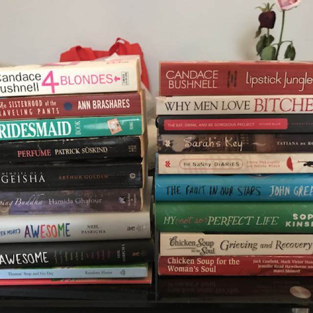 Books new and used