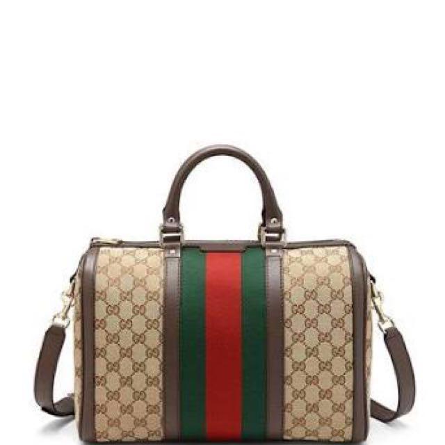 Boston Gucci bag