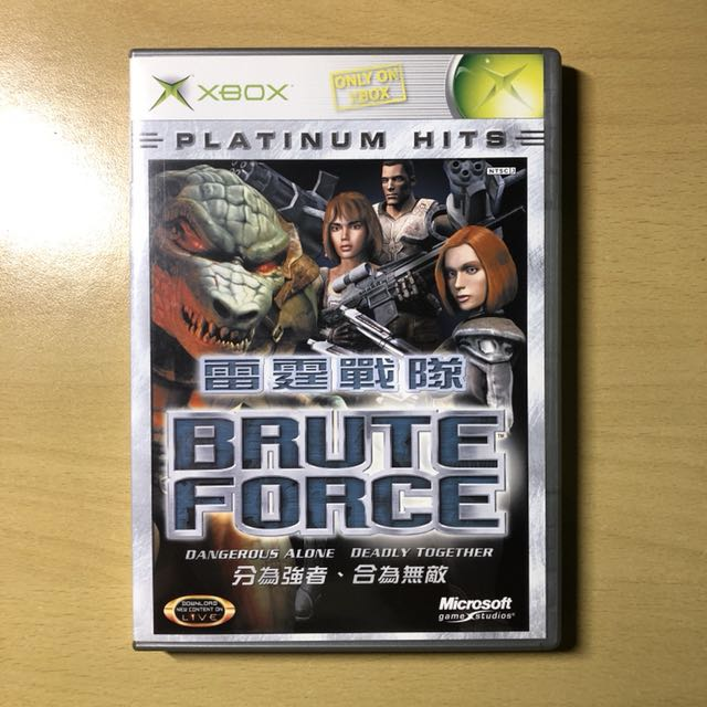 Brute Force - Xbox 360-compatible, Toys & Games, Video