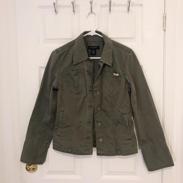 Calvin Klein - Forest Green Jacket