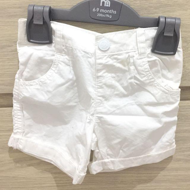 Celana Pendek Mothercare / Pants