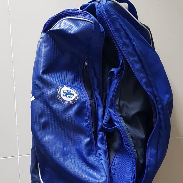 Adidas Chelsea edition Gym Bag 400d8a08badb9