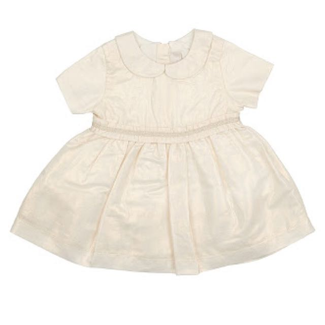 Chicco Gold Party Dress British