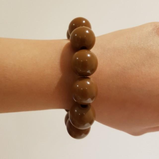Chocolate Inspired Bracelet