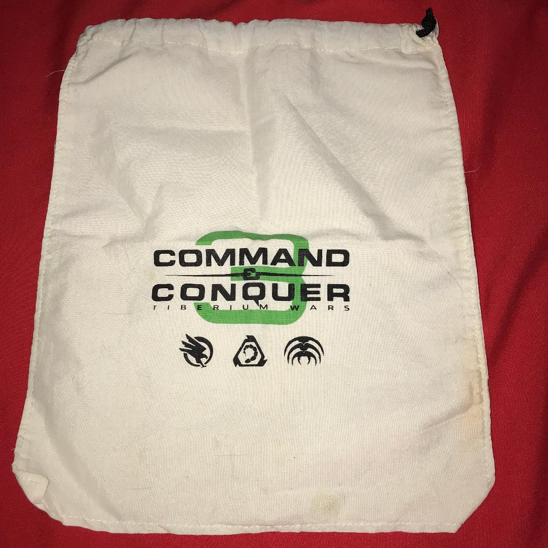 Command & Conquer Canvas drawstring bag