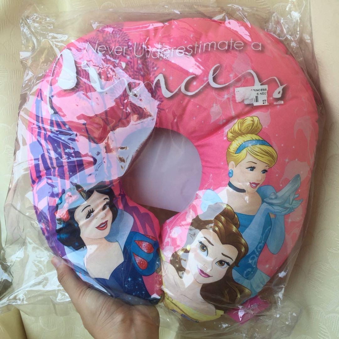 Disney Princess Neck Pillow ✨